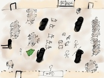 EcoHack Sketch
